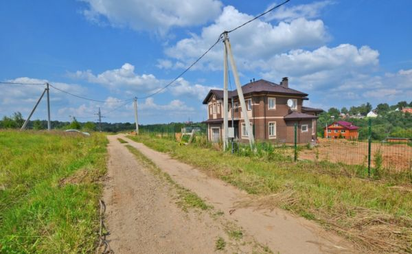 Участок 12 соток в городе Волоколамск